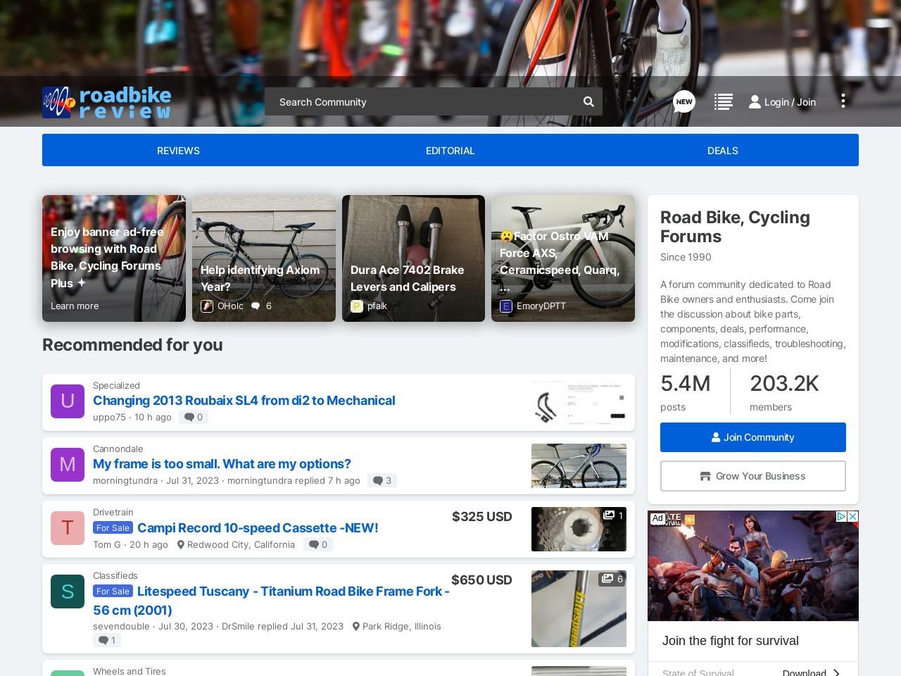 roadbikereview.com