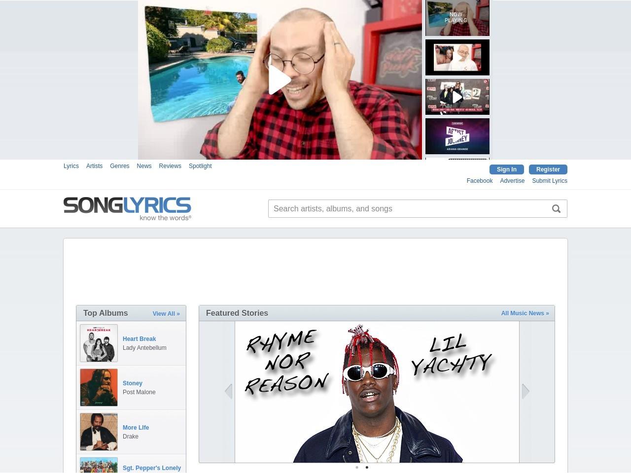 songlyrics.com