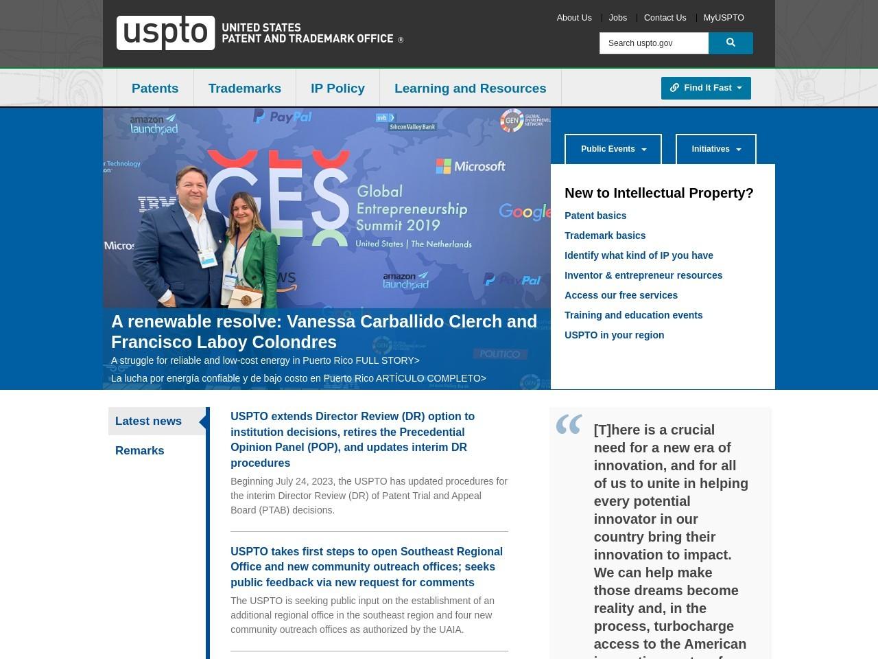 uspto.gov