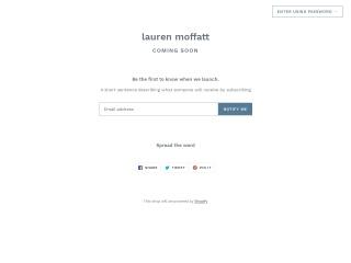 laurenmoffatt.net