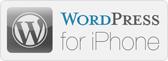 WordPress for iPhone